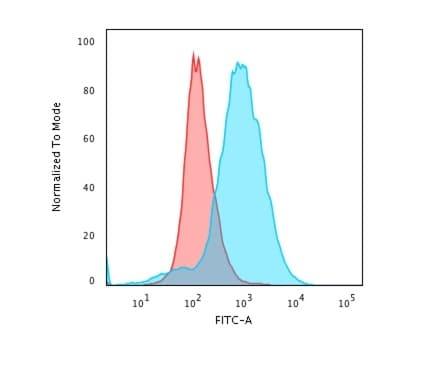 Flow Cytometry - Anti-CD28 antibody [CB28] (ab193350)