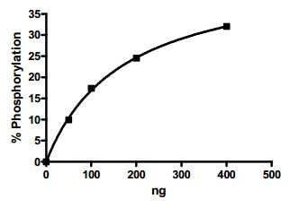 Functional Studies - Recombinant mouse ITK/EMT protein (ab196118)