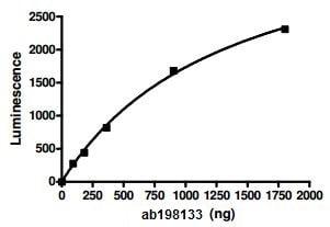 Functional Studies - Recombinant human DNMT3B + DNMT3L protein (ab198133)