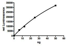 Functional Studies - Recombinant human PI 3 Kinase p110 alpha + PI 3 kinase p85 alpha protein (ab198145)