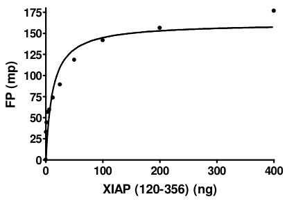 Functional Studies - Recombinant human XIAP protein (ab198451)