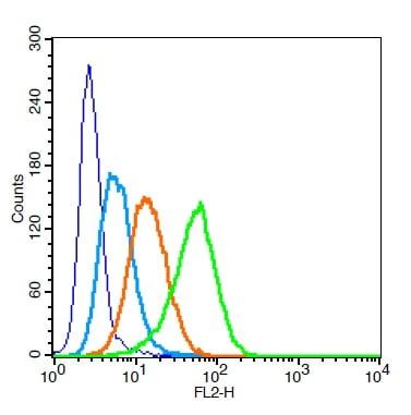 Flow Cytometry - Anti-LAMP2 antibody (ab203224)