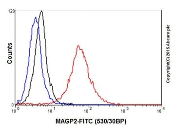 Flow Cytometry - Anti-MAGP2 antibody [EPR17581] (ab203828)