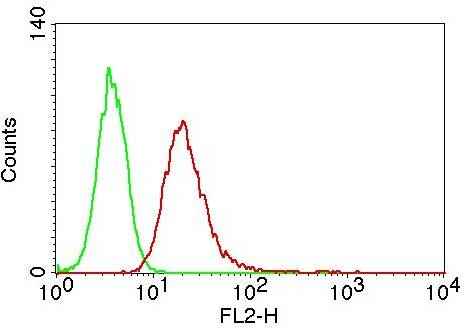 Flow Cytometry - Anti-HMGB1 antibody [ABM24D3] (ab208282)