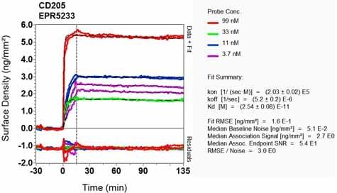OI-RD Scanning - Anti-LY75/DEC-205 antibody [EPR5233] - BSA and Azide free (ab208649)