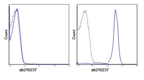 Flow Cytometry - Anti-CD45.1 antibody [A20] (PerCP/Cy5.5®) (ab210237)