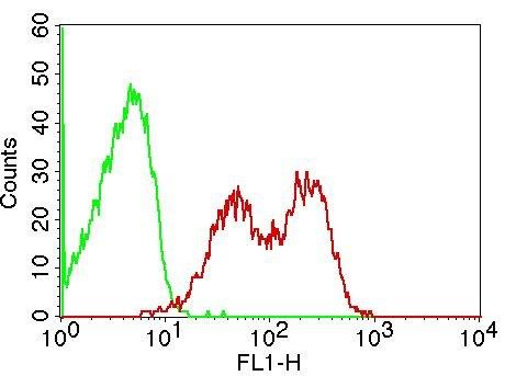 Flow Cytometry - Anti-TLR9 antibody [ABM4D70] (ab210930)