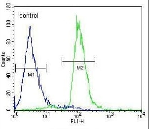 Flow Cytometry - Anti-C12orf48 antibody - C-terminal (ab211634)