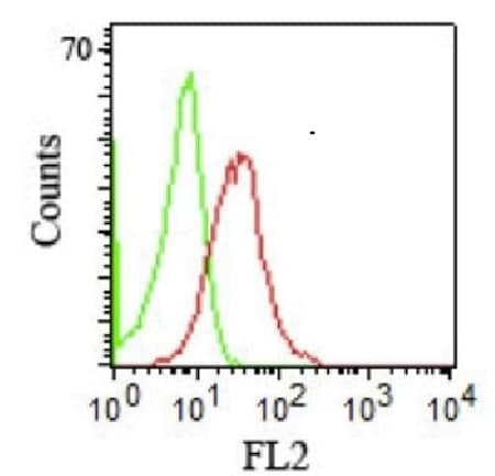 Flow Cytometry - Anti-CD1b antibody [RIV12] - BSA and Azide free (ab212986)