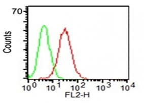 Flow Cytometry - Anti-CD34 antibody [ICO-115] - BSA and Azide free (ab213053)
