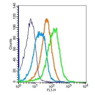 Flow Cytometry - Anti-APJ Receptor antibody (ab214369)