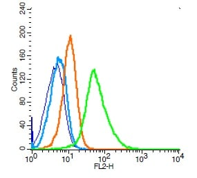 Flow Cytometry - Anti-AAMP antibody (ab214451)