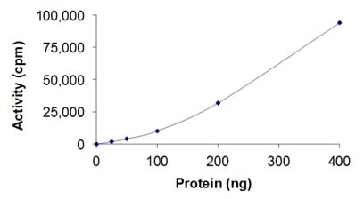 Functional Studies - Recombinant human EGFR protein (Mutant) (ab217829)