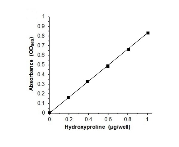 Hydroxyproline Assay Kit (Colorimetric) (ab222941)