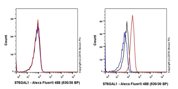 Flow Cytometry - Anti-CD75 antibody [EPR22054-238] (ab225793)