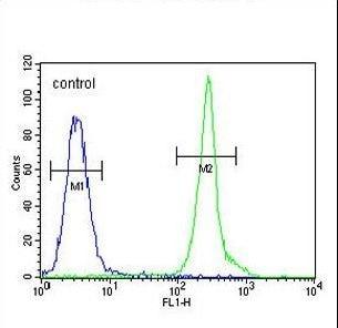 Flow Cytometry - Anti-CD63 antibody - C-terminal (ab230414)