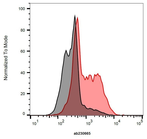 Flow Cytometry - PE Anti-CCR7 antibody [4B12] (ab230665)