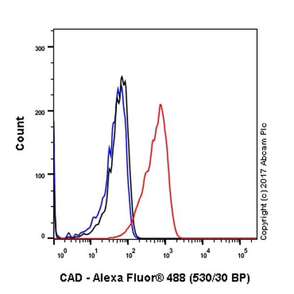 Flow Cytometry - Anti-CAD/BM1 antibody [EP710Y] - BSA and Azide free (ab231694)