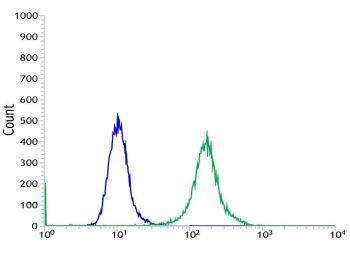 Flow Cytometry - Anti-CD276 antibody [SP206] - BSA and Azide free (ab240407)