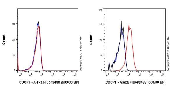 Flow Cytometry - Anti-CDCP1 antibody [EPR22487-231] (ab245839)