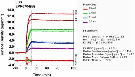 OI-RD Scanning - Anti-LSS antibody [EPR6704(B)] - BSA and Azide free (ab248003)