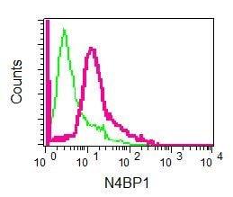 Flow Cytometry (Intracellular) - Anti-N4BP1 antibody [EPNCIR118] - BSA and Azide free (ab248576)