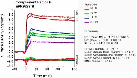 OI-RD Scanning - Anti-Complement factor B antibody [EPR9288(B)] - BSA and Azide free (ab248646)