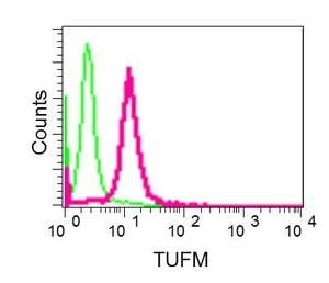 Flow Cytometry - Anti-TUFM antibody [EPR12797(B)] - BSA and Azide free (ab249761)