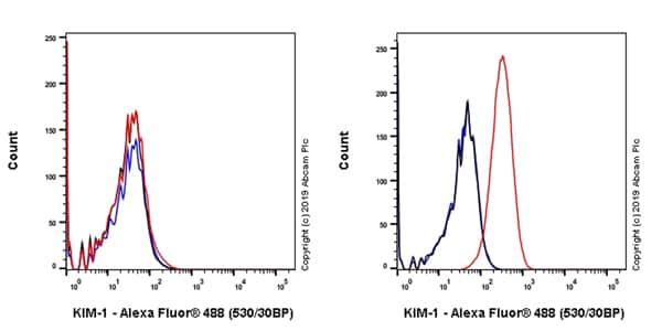 Flow Cytometry - Anti-TIM 1 antibody [EPR17561-22] - BSA and Azide free (ab252385)