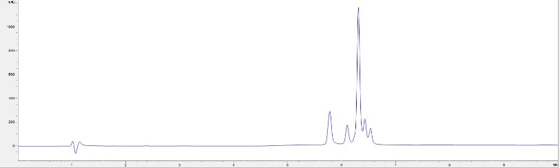 HPLC - Recombinant Mouse IL-23 protein (Active) (ab259423)