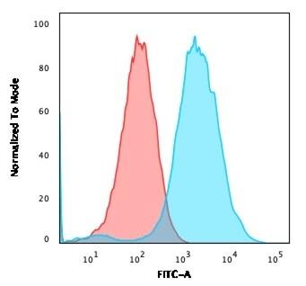 Flow Cytometry - Anti-CD47 antibody [CD47/3019] (ab260419)