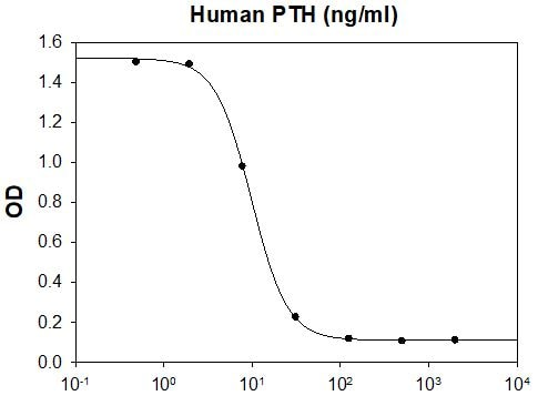 Functional Studies - Recombinant human Parathyroid Hormone protein (Active) (ab265858)