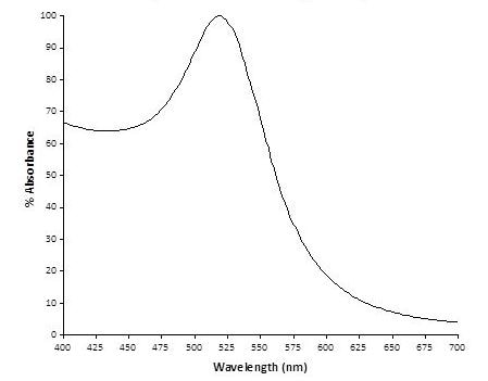 Other - 10nm Gold Nanoparticles (1 OD) (ab269933)