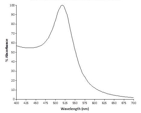 Other - 20nm Gold Nanoparticles (10 OD) (ab269936)