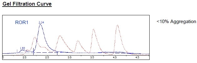Other - Recombinant Human ROR1 protein (Tagged) (ab269987)