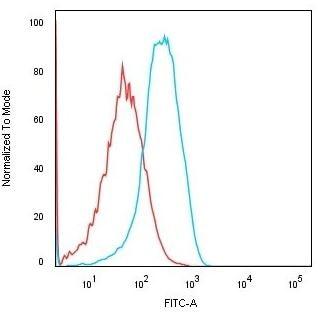 Flow Cytometry - Anti-Cadherin 16 antibody [CDH16/1532R] (ab270263)