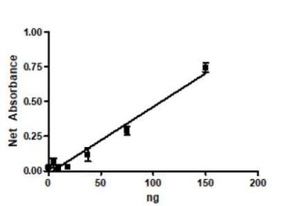 Functional Studies - Recombinant Human kynurenine 3-monooxygenase protein (Tagged) (ab271578)