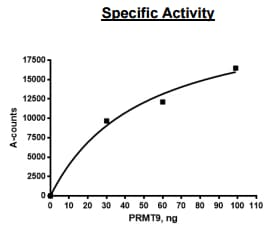 Functional Studies - Recombinant human PRMT10 protein (Active) (ab271723)