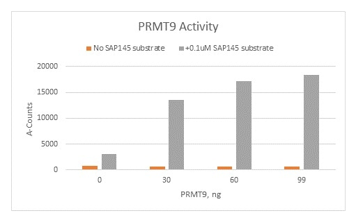 Functional Studies - Recombinant human SF3B2 protein (Active) (ab271736)