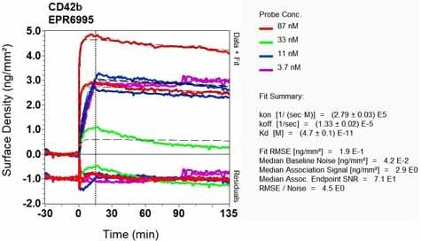 Other - Anti-CD42b antibody [EPR6995] - BSA and Azide free (ab271901)