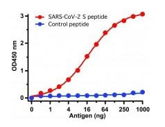 ELISA - Anti-SARS-CoV-2 spike glycoprotein antibody - Coronavirus (ab272504)
