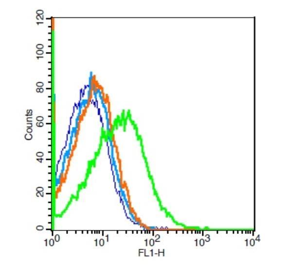 Flow Cytometry - Anti-ACE2 antibody (ab272690)