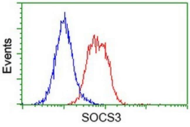 Flow Cytometry - Anti-SOCS3 antibody [OTI3D3] - BSA and Azide free (ab273652)