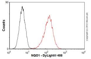 Flow Cytometry - Anti-NQO1 antibody [A180] (ab28947)