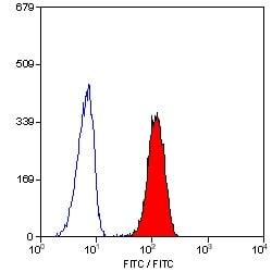 Flow Cytometry - Anti-CD32 antibody [AT10] (FITC) (ab30356)