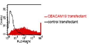Flow Cytometry - Anti-CEACAM19 antibody [HY-8H10] (ab59717)