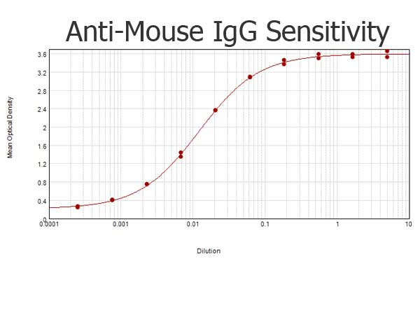 ELISA - Rabbit Anti-Mouse IgG H&L (ab6709)