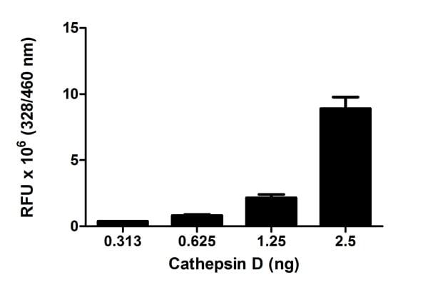 Functional Studies - Cathepsin D Activity Fluorometric Assay Kit (ab65302)