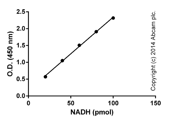 Functional assay: NAD/NADH Assay Kit (ab65348)