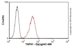 Flow Cytometry - Anti-CD81 antibody [M38] (ab79559)